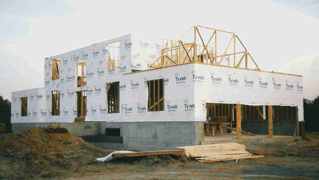 Home building build your own home manual for Steps to building your own home